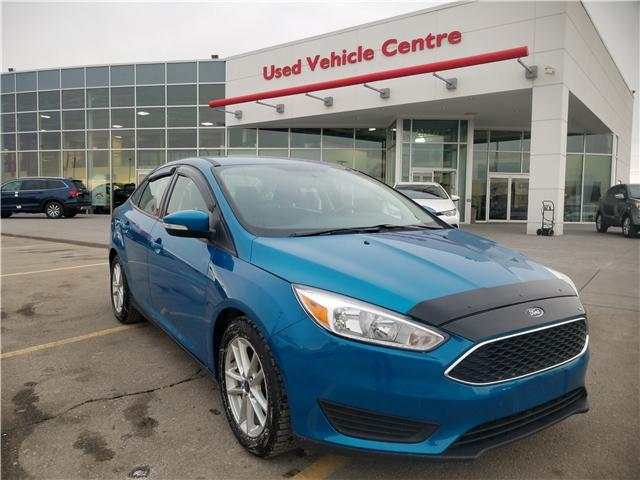 2016 Ford Focus SE (Stk: U184444V) in Calgary - Image 1 of 23
