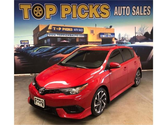 2017 Toyota Corolla iM Base (Stk: 534983) in NORTH BAY - Image 1 of 25