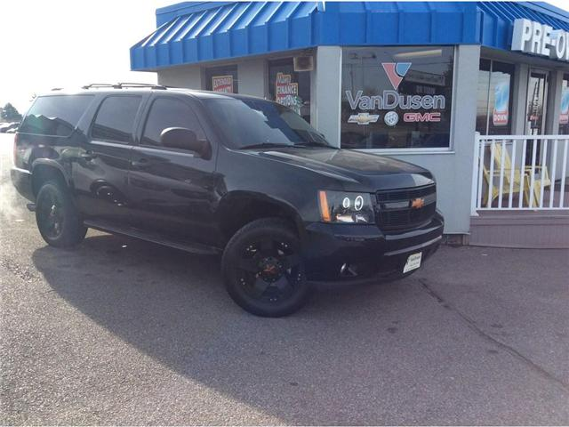 2011 Chevrolet Suburban LTZ (Stk: B7161A) in Ajax - Image 1 of 9
