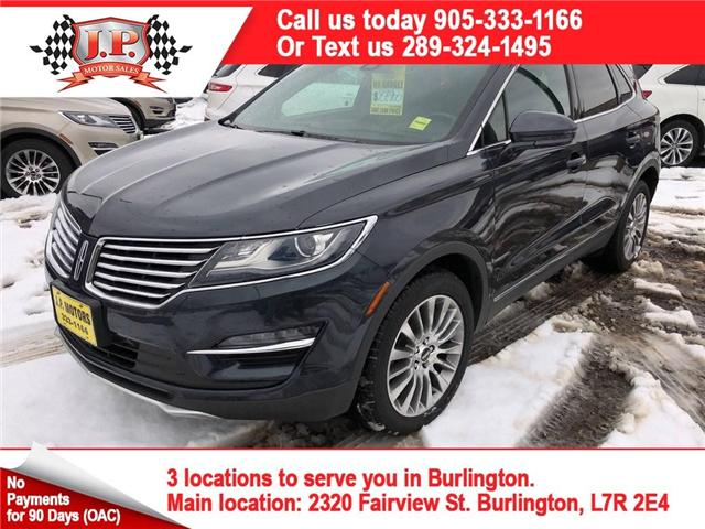 2015 Lincoln MKC Base (Stk: 44985) in Burlington - Image 1 of 17