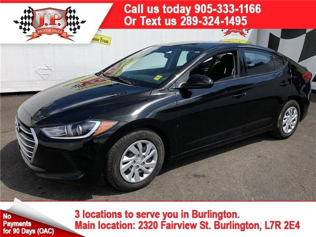 2018 Hyundai Elantra GL (Stk: 45105r) in Burlington - Image 1 of 22