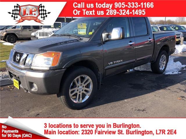 2012 Nissan Titan  (Stk: 43620) in Burlington - Image 1 of 24