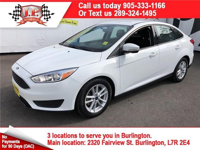 2017 Ford Focus SE (Stk: 45234) in Burlington - Image 1 of 23