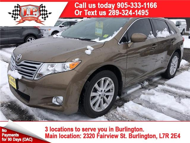 2011 Toyota Venza Base (Stk: 45320) in Burlington - Image 1 of 22