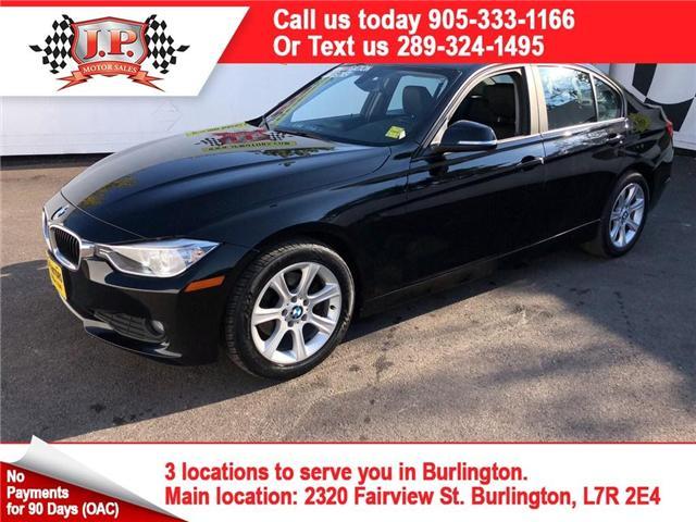 2014 BMW 320i  (Stk: 44392A) in Burlington - Image 1 of 24
