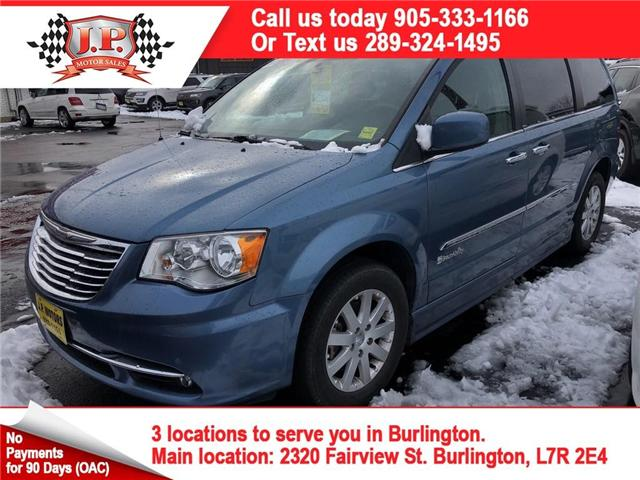 2012 Chrysler Town & Country  (Stk: 44731A) in Burlington - Image 1 of 20