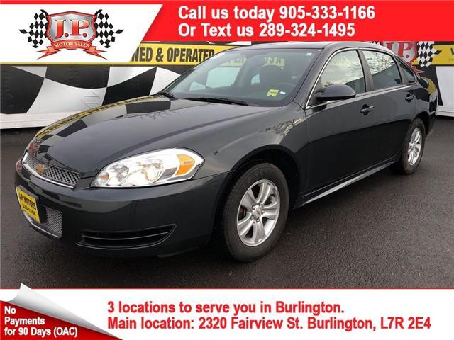 2013 Chevrolet Impala LS (Stk: 44829) in Burlington - Image 1 of 24