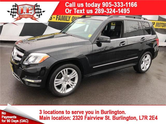 2014 Mercedes-Benz Glk-Class Base (Stk: 45985) in Burlington - Image 1 of 24