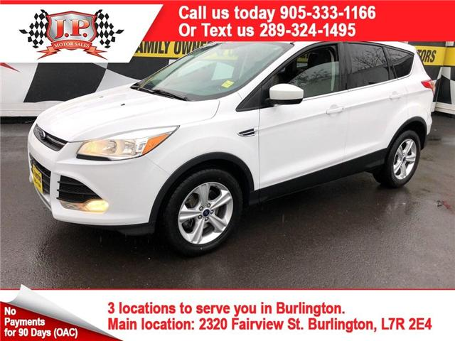 2016 Ford Escape SE (Stk: 45986) in Burlington - Image 1 of 26