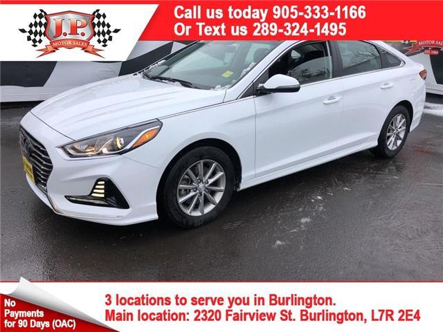 2018 Hyundai Sonata GLS (Stk: 45990r) in Burlington - Image 1 of 20