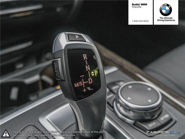 2016 BMW X5 xDrive35i (Stk: DB5462) in Oakville - Image 14 of 22