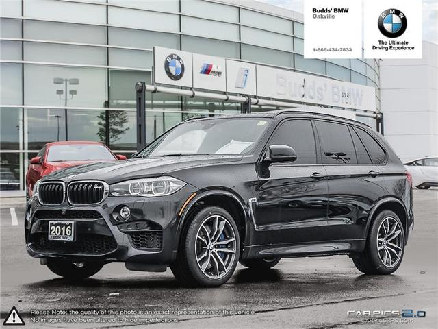2016 BMW X5 M Base (Stk: T684216A) in Oakville - Image 1 of 22