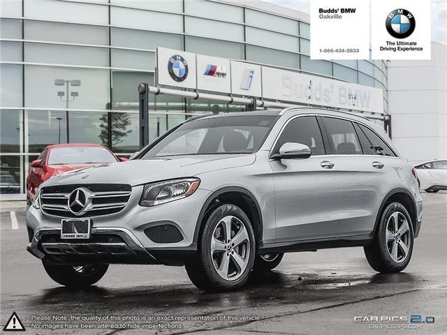 2017 Mercedes-Benz GLC 300 Base (Stk: B028237A) in Oakville - Image 1 of 22