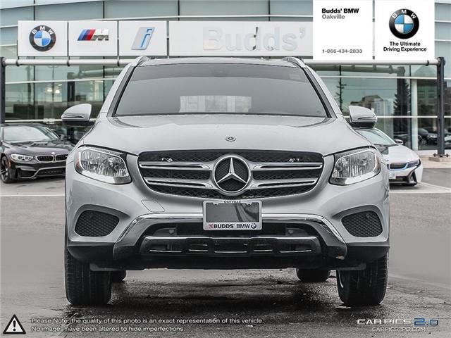 2017 Mercedes-Benz GLC 300 Base (Stk: B028237A) in Oakville - Image 2 of 22