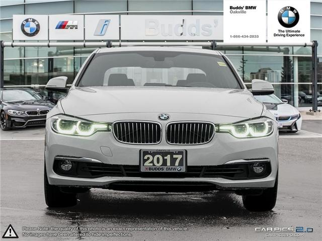 2017 BMW 330i xDrive (Stk: DB5486) in Oakville - Image 2 of 25