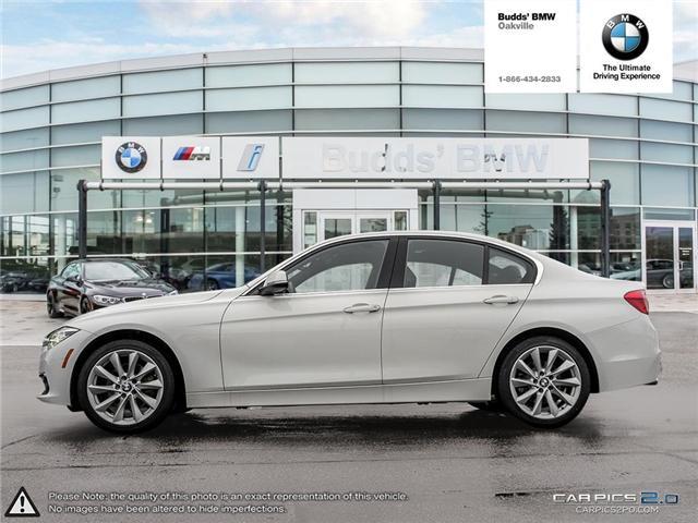 2017 BMW 330i xDrive (Stk: DB5486) in Oakville - Image 3 of 25