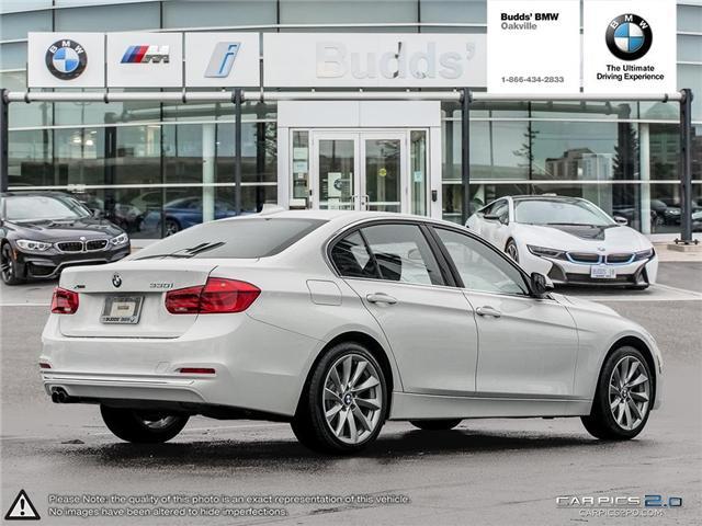 2017 BMW 330i xDrive (Stk: DB5486) in Oakville - Image 6 of 25