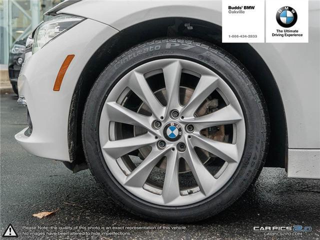 2017 BMW 330i xDrive (Stk: DB5486) in Oakville - Image 9 of 25