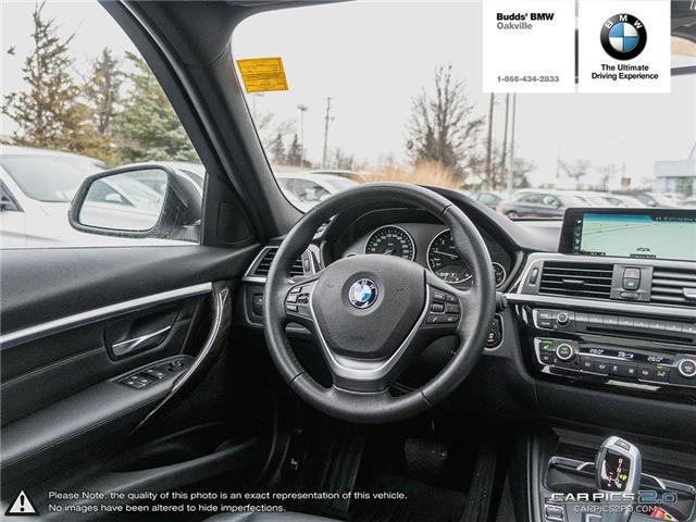 2017 BMW 330i xDrive (Stk: DB5486) in Oakville - Image 12 of 25