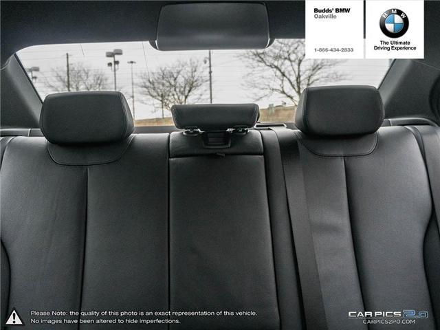 2017 BMW 330i xDrive (Stk: DB5486) in Oakville - Image 22 of 25