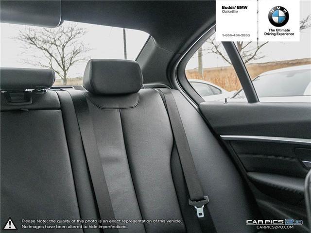 2017 BMW 330i xDrive (Stk: DB5486) in Oakville - Image 23 of 25