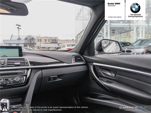 2017 BMW 330i xDrive (Stk: DB5486) in Oakville - Image 25 of 25