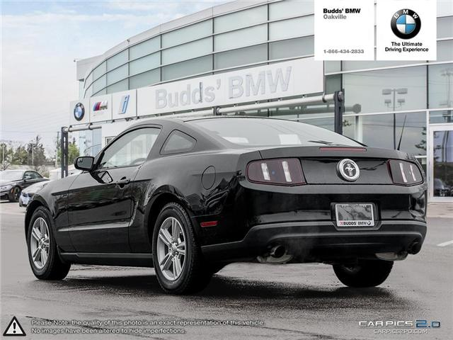 2012 Ford Mustang  (Stk: T682468A) in Oakville - Image 4 of 25