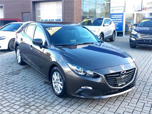 2016 Mazda Mazda3 GS (Stk: 28213B) in East York - Image 2 of 30