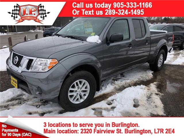 2018 Nissan Frontier SV (Stk: 45530r) in Burlington - Image 1 of 22