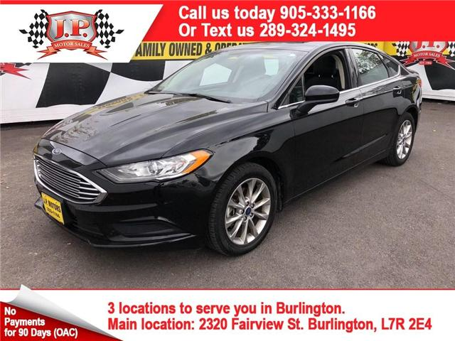 2017 Ford Fusion SE (Stk: 45517r) in Burlington - Image 1 of 16