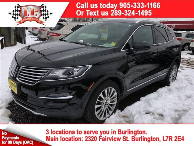 2015 Lincoln MKC Base (Stk: 45586) in Burlington - Image 1 of 24