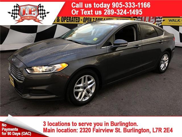 2016 Ford Fusion SE (Stk: 45606) in Burlington - Image 1 of 22