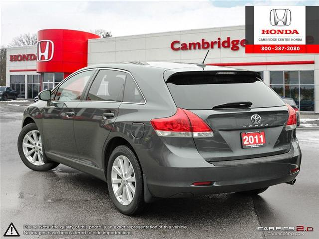 2011 Toyota Venza Base (Stk: 19368A) in Cambridge - Image 4 of 27