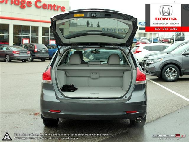 2011 Toyota Venza Base (Stk: 19368A) in Cambridge - Image 6 of 27