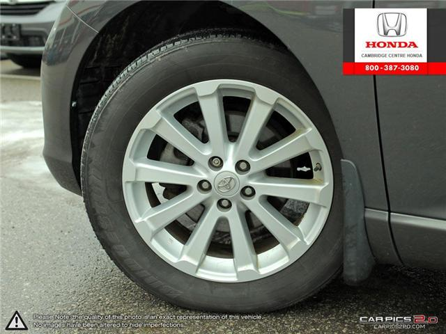 2011 Toyota Venza Base (Stk: 19368A) in Cambridge - Image 7 of 27