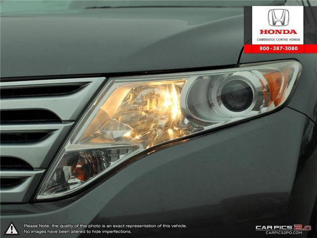 2011 Toyota Venza Base (Stk: 19368A) in Cambridge - Image 11 of 27
