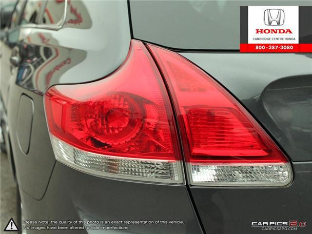 2011 Toyota Venza Base (Stk: 19368A) in Cambridge - Image 12 of 27