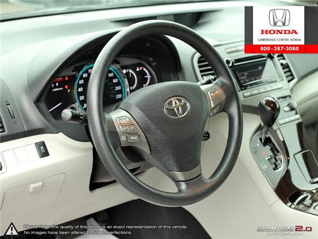 2011 Toyota Venza Base (Stk: 19368A) in Cambridge - Image 13 of 27
