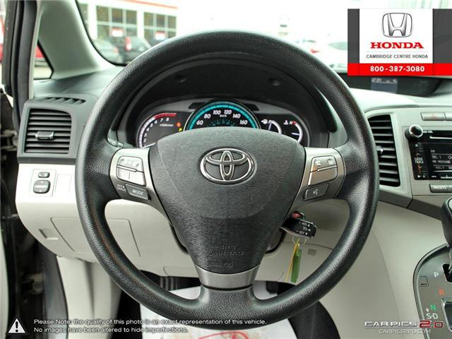 2011 Toyota Venza Base (Stk: 19368A) in Cambridge - Image 14 of 27