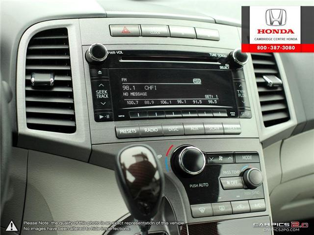 2011 Toyota Venza Base (Stk: 19368A) in Cambridge - Image 21 of 27