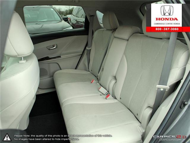 2011 Toyota Venza Base (Stk: 19368A) in Cambridge - Image 26 of 27