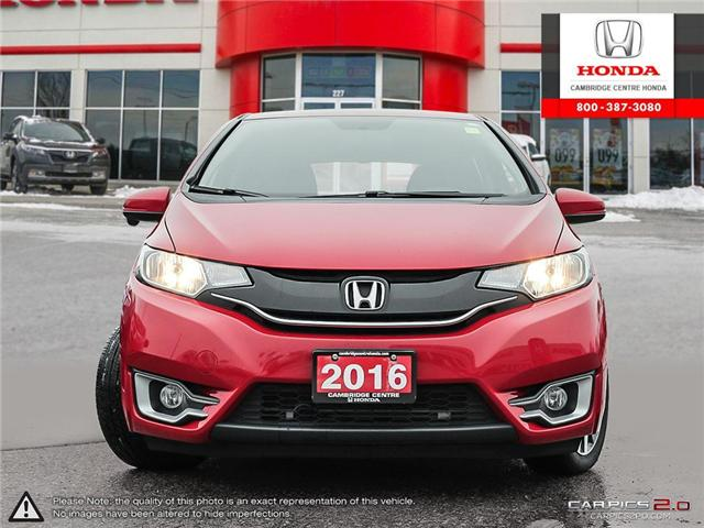 2016 Honda Fit EX (Stk: 19375A) in Cambridge - Image 2 of 27