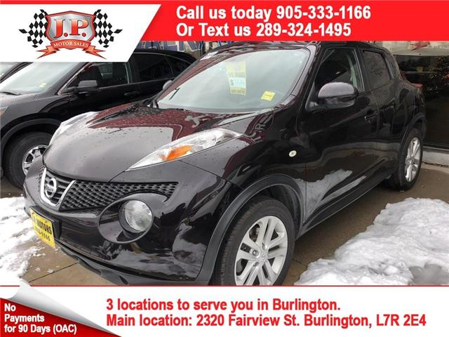 2014 Nissan Juke SV (Stk: 44773A) in Burlington - Image 1 of 20