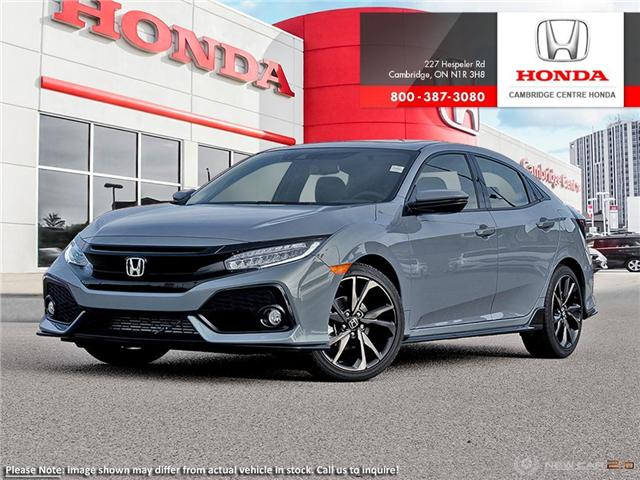 2019 Honda Civic Sport Touring (Stk: 19401) in Cambridge - Image 1 of 24