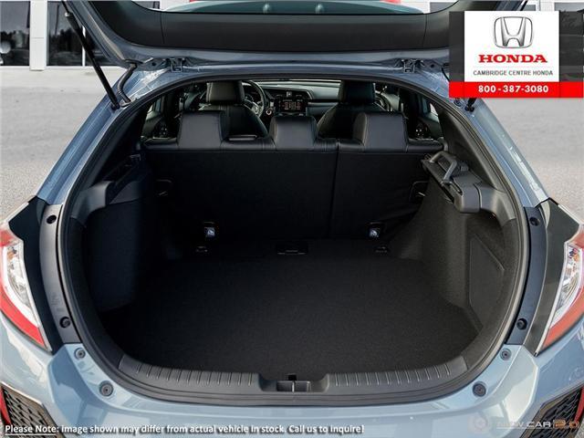 2019 Honda Civic Sport Touring (Stk: 19401) in Cambridge - Image 7 of 24