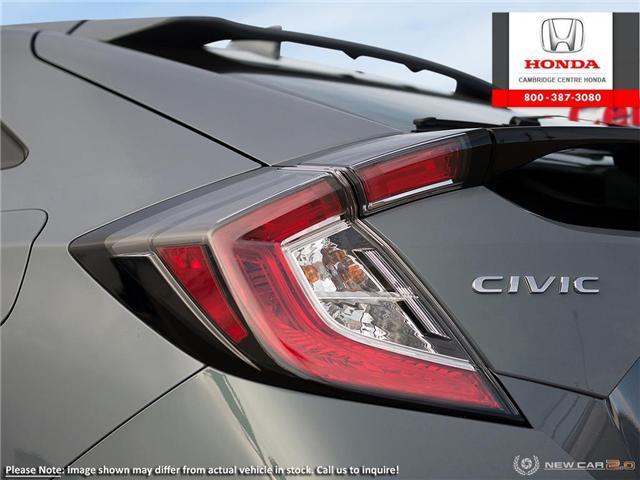 2019 Honda Civic Sport Touring (Stk: 19401) in Cambridge - Image 11 of 24