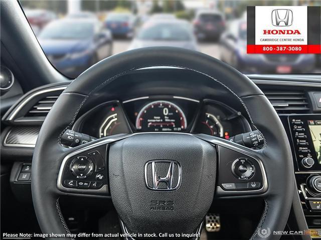 2019 Honda Civic Sport Touring (Stk: 19401) in Cambridge - Image 14 of 24
