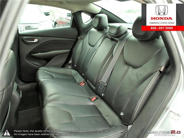 2014 Dodge Dart Limited (Stk: 19299A) in Cambridge - Image 25 of 27