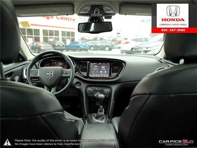 2014 Dodge Dart Limited (Stk: 19299A) in Cambridge - Image 27 of 27
