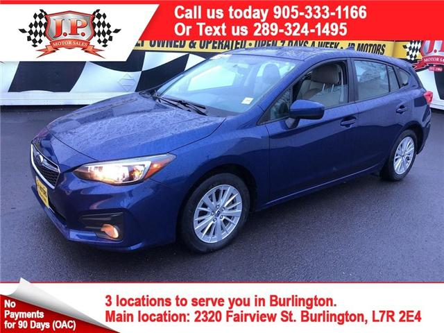 2018 Subaru Impreza Touring (Stk: 45737) in Burlington - Image 1 of 24
